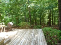 Wooded backyard | Back Yard | Pinterest