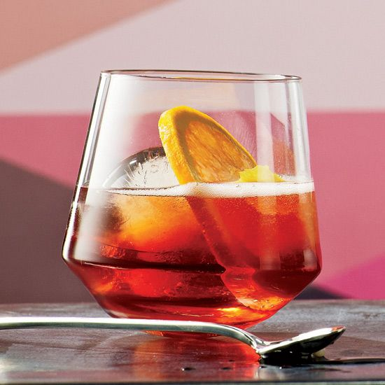 Americano. This drink was a favorite of American expats during Prohibition. Prior to then it was known as the Milano-Torino, for the cities where its two main ingredients were first made: Milan (Campari) and Turin (sweet vermouth).