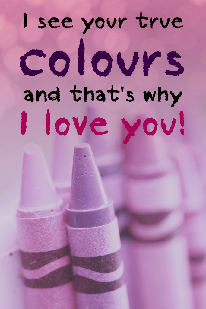 True Show Their Quotes People When Colors