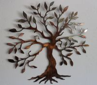 Olive Tree --Tree of Live Metal Wall Art Decor
