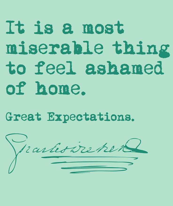 Great Expectations Quotes Self Improvement