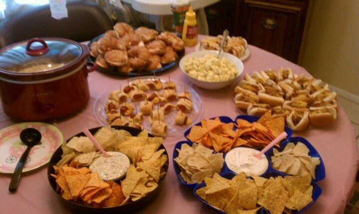 ... Baby Shower Finger Food Ideas Baby Shower Food Ideas Baby Shower ...