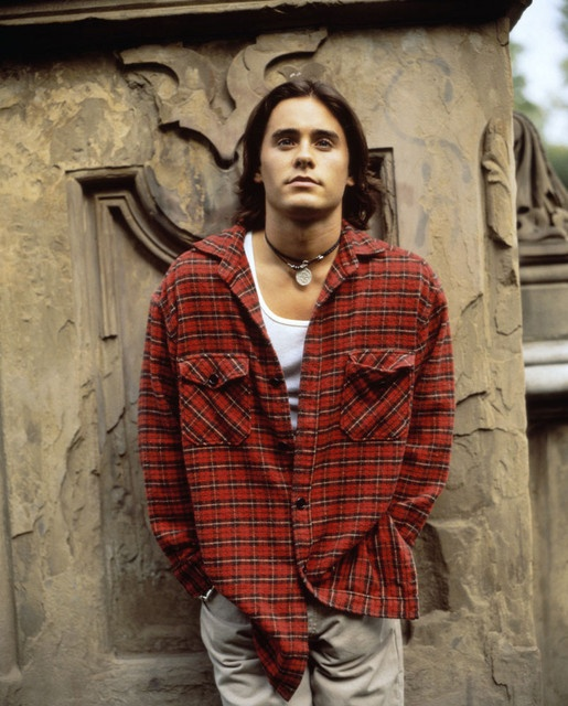 Jared Leto you'll always be Jordan Catalano to me!