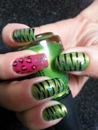 Wild nail | Nails design. | Pinterest