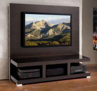 Minimalist TV Stand Design photo | Living room | Pinterest