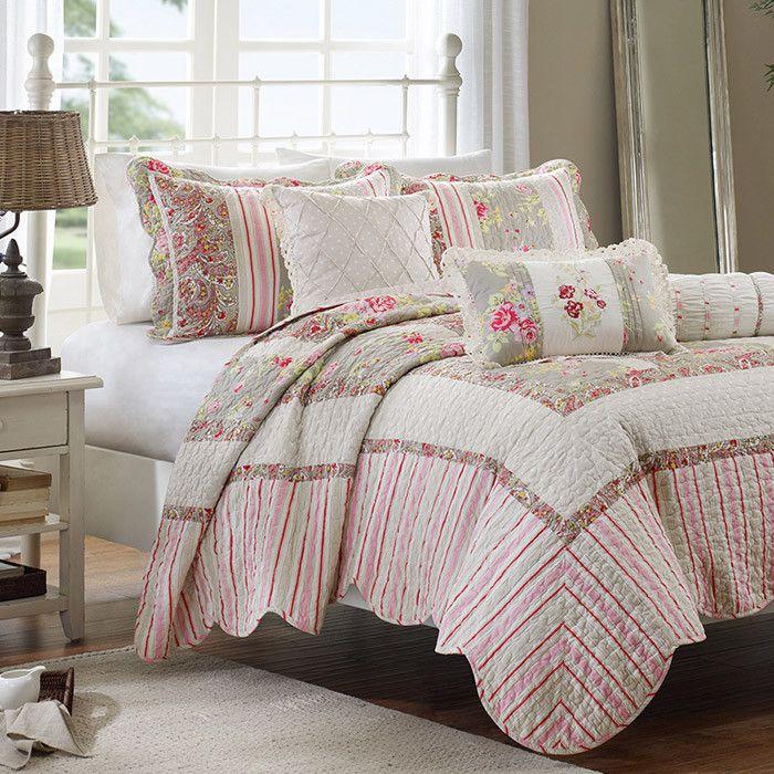 feminine bedding
