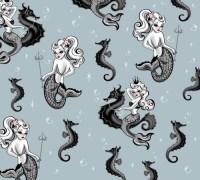 Vintage Mermaids | Pin Ups & My Kinda Beauty | Pinterest