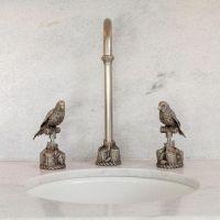 Bird bathroom sink faucet set   Home Accessories   Pinterest