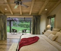 patio off the Master bedroom | Small house decor | Pinterest