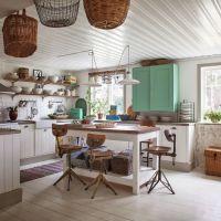 Beach Cottage Kitchens
