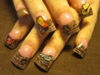 Cowgirl Nail Designs