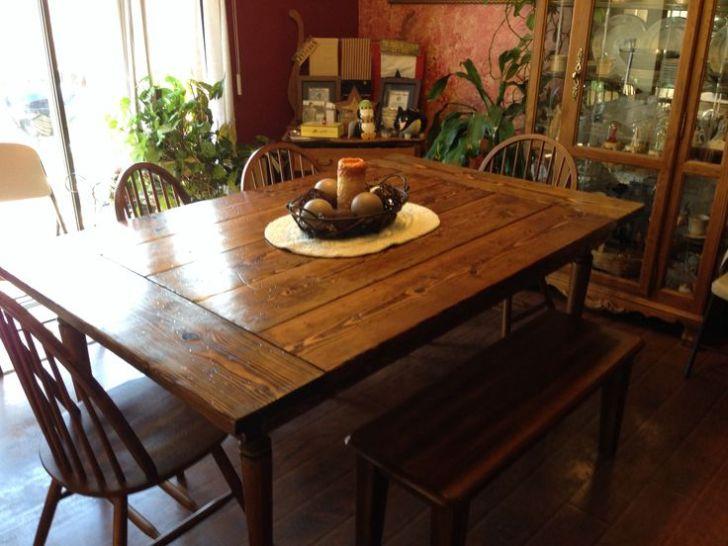 Country Kitchen Table Pretty Interiors Decor
