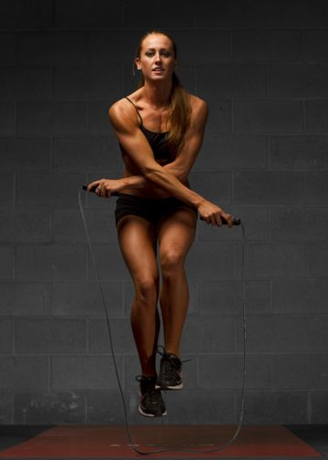 Jump rope is awesome cardio