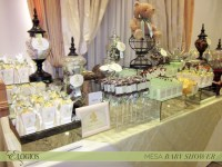 Elegant candy table! | Dessert tables | Pinterest