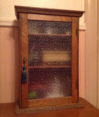 antique medicine cabinet | Antiques and Old Things | Pinterest