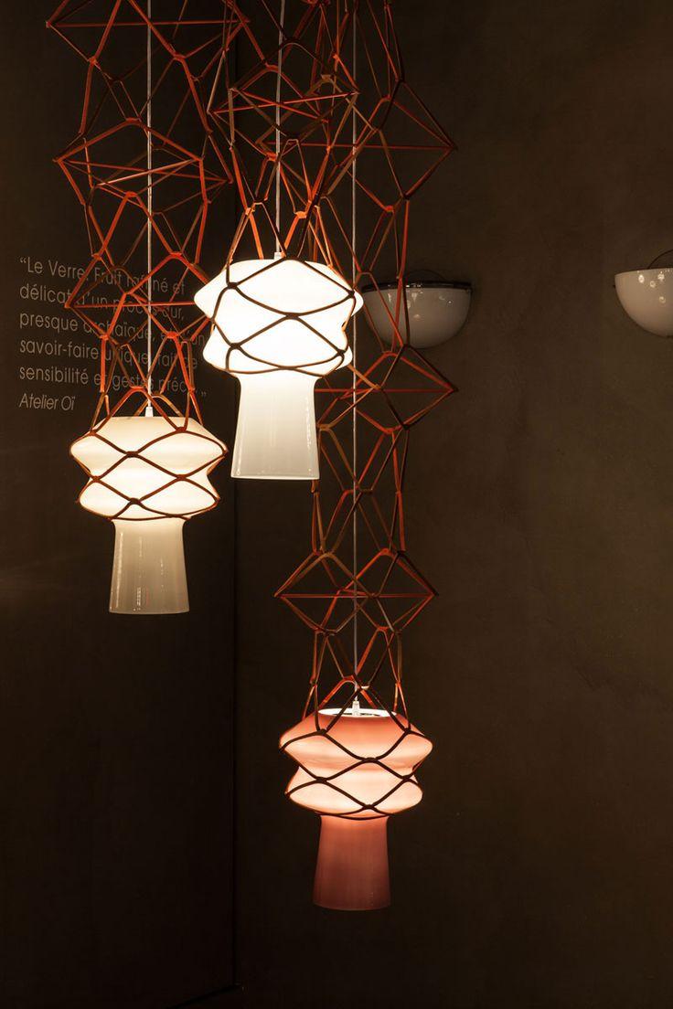 Stelle Filanti Collection by Atelier Oï for Venini