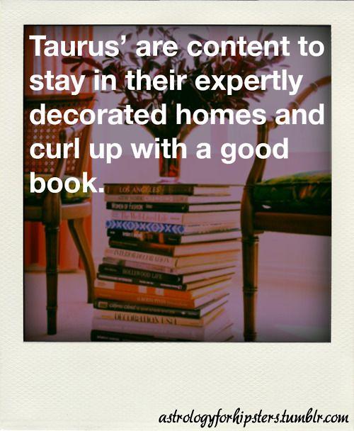 Taurus, Hipster Zodiac. #truestory