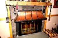 Fireplace Hood | Products I Love | Pinterest