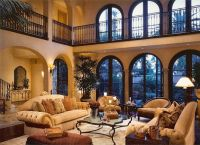tuscan living room | For the Home | Pinterest