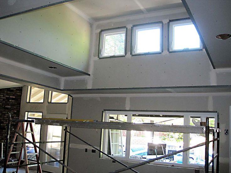 shed dormer vaulted ceiling