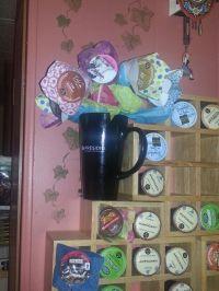 K cup flower bouquet | Home made gift ideas | Pinterest