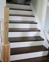DIY staircase remodel. | Show Contractor | Pinterest