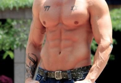 Hot Chest Tattoos For Men