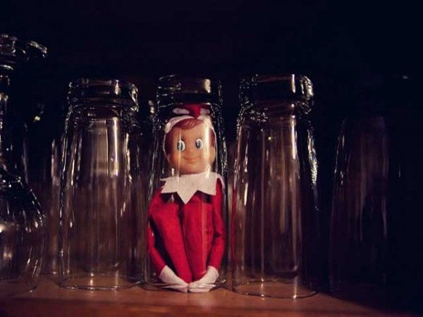 Elf on a Shelf Ideas for Christmas