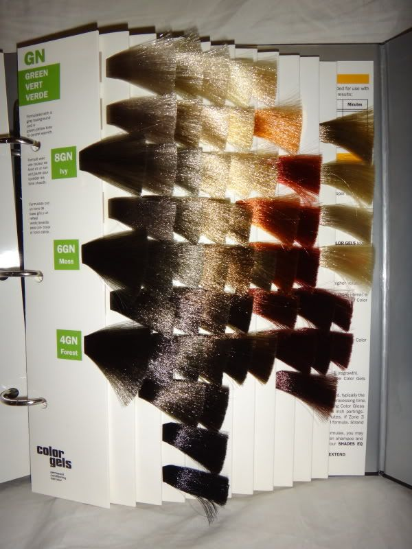 Redken Color Chart 20130501 Salon Centric Redken Color