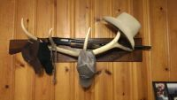 Log Antler Coat Rack Related Keywords - Log Antler Coat ...
