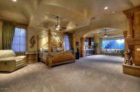 Huge bedroom | Dream Homes | Pinterest