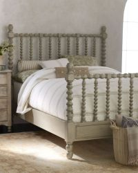 """Whittman"" Spindle Bed thestylecure.com 