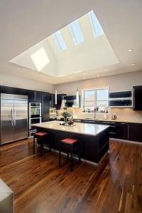 vaulted ceiling Kitchen ideas. | Espacios felices / Happy ...