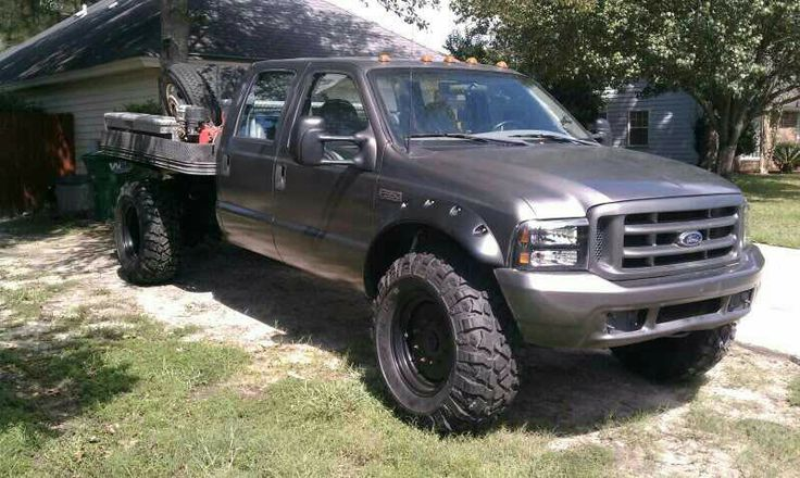 Super Single Ford Conversion Dually