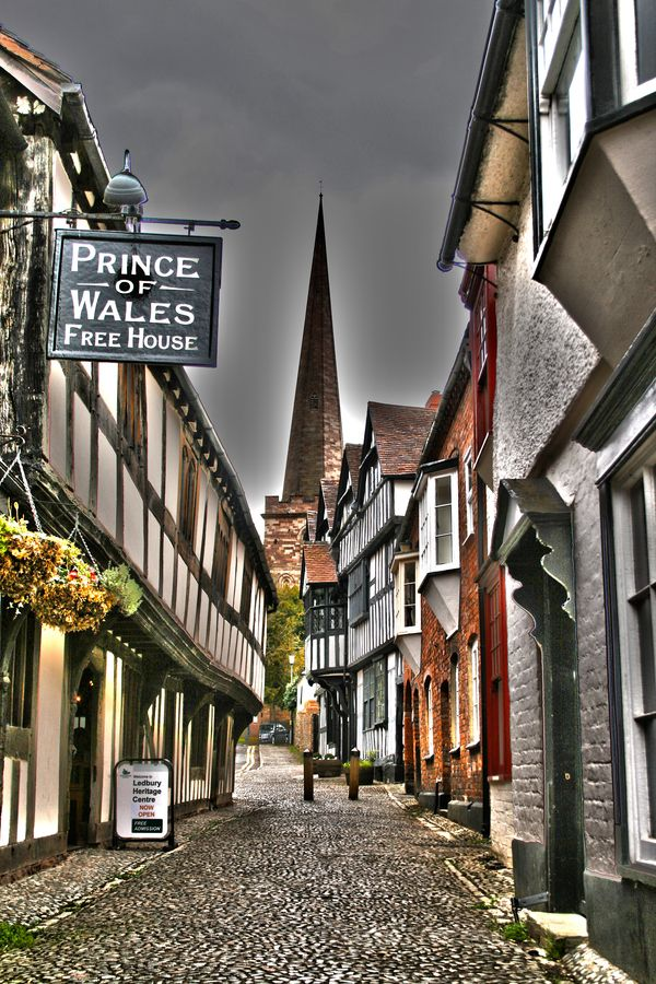 Image result for prince of wales ledbury