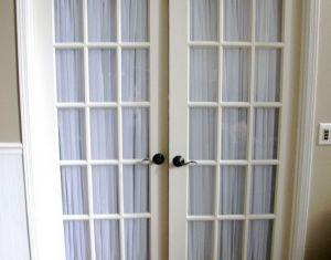 Ideas About Closet Door Curtains On Pinterest