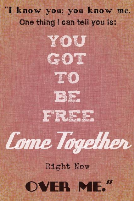 Famous Beatles Quotes About Friendship: Beatles Quotes Song ... | Famous Beatles  Quotes