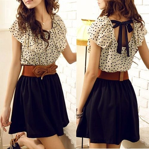 Vintage outfit! Love it!