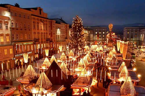 Christkindlmarkt Christmas Market Bethlehem German