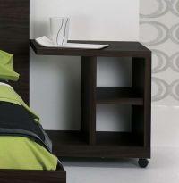 Minimalist contemporary nightstand | Nightstand | Pinterest