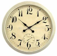 36 inch Metal wall clock from China | House beautiful ...