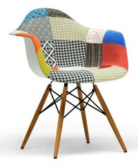 Patchwork Lia Mid-Century Dining Chair | Inspiration ...
