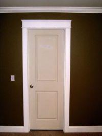 Door Trim Molding Styles   traditional interior doors, the ...