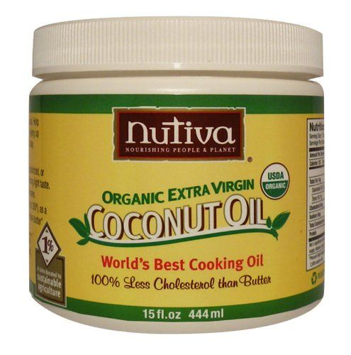 How to cook with coconut oil...plus other uses (in the comments) including a great lotion for dry skin!