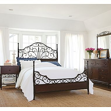 Newcastle Bedroom Set  jcpenney  Furniture Shopping