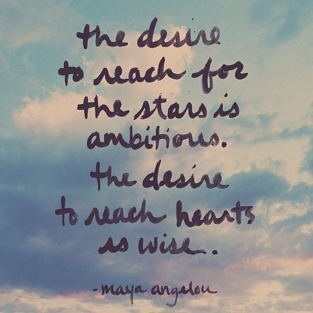 Maya Angelou @Free People |