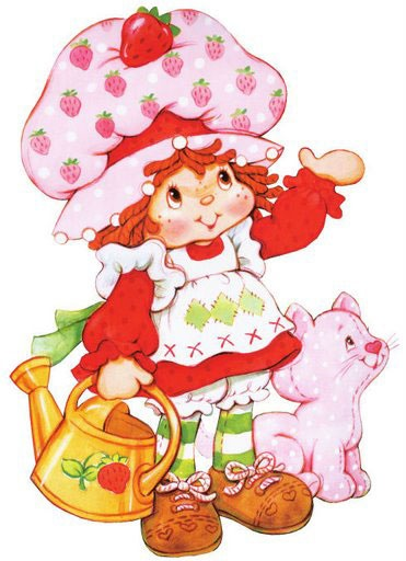 my girl Strawberry Shortcake