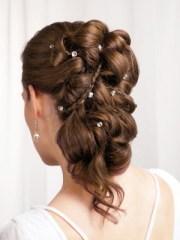 wilton rhinestone coils hair jewelry