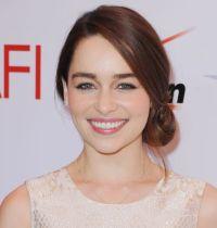 Emilia Clarke Brown Hair   pin by kelly oetinger on hair ...