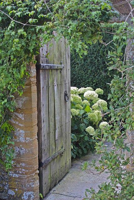 un giardino segreto
